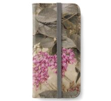 Budding Beauty iPhone Wallet/Case/Skin