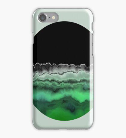 Emerald Decay iPhone Case/Skin