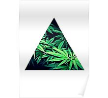 420 weed Poster