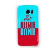 DUMB DUMB Red Velvet v2 Samsung Galaxy Case/Skin