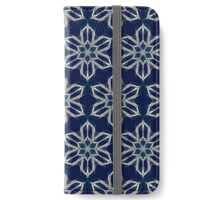 Arabesque on Ice iPhone Wallet/Case/Skin