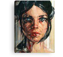 Hurt Canvas Print
