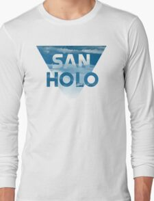 Good vibes with San Holo! Long Sleeve T-Shirt