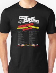 Sonic Fiction Fest 2: Eclectic Boogaloo T-Shirt