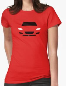 SE3P Simple design Womens Fitted T-Shirt