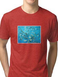 Almond blossoms  Vincent Van Gogh Tri-blend T-Shirt