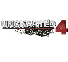 **Uncharted 4 A thief's end** Photographic Print