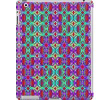 Psychedelic Ghostly Scream iPad Case/Skin