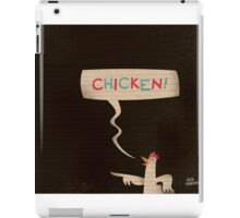 Chicken! iPad Case/Skin