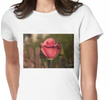 Kissed by the Sun Womens Fitted T-Shirt