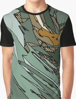 Army Shatter Graphic T-Shirt