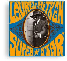 Laurel Aitken : Superstar Canvas Print