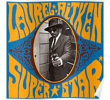 Laurel Aitken : Superstar Poster