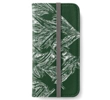 Wood Knot iPhone Wallet