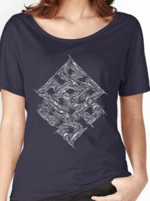 Wood Knot Women's Relaxed Fit T-Shirt