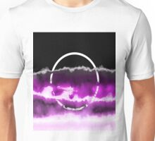 Reflections In Purple Unisex T-Shirt
