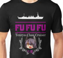 Tenryuu Kancolle Unisex T-Shirt