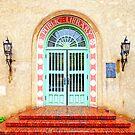 Doorway by Harry Oldmeadow