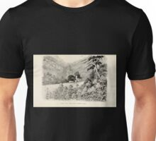 Southern wild flowers and trees together with shrubs vines Alice Lounsberry 1901 165 Ruin Near Caesar's Head Unisex T-Shirt