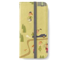 The whining grew stronger iPhone Wallet/Case/Skin
