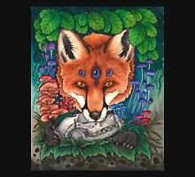 Undergrowth - Red Fox Unisex T-Shirt