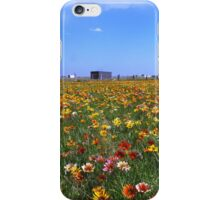 Flowerscape iPhone Case/Skin
