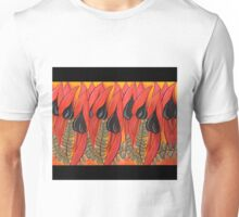 Perfect Pastels - Dancing Peas Unisex T-Shirt