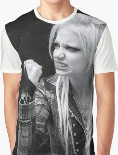 Anger Graphic T-Shirt