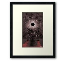 Nocturne Hitoshura with Lucifer Framed Print