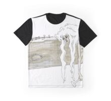 nymph on a tree Graphic T-Shirt