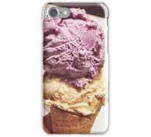 Breakfast Cereal Ice Cream Stack  iPhone Case/Skin