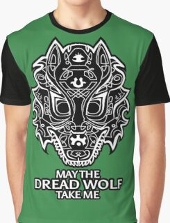 Dread Wolf Take Me Graphic T-Shirt