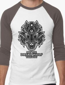 May the Dread Wolf Take You Men's Baseball ¾ T-Shirt