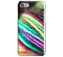 Yarn Skein 1 iPhone Case/Skin
