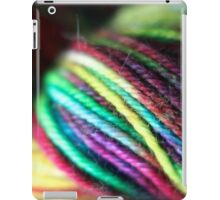 Yarn Skein 1 iPad Case/Skin