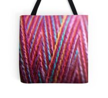 Yarnia 2 Yarn Chevron Tote Bag