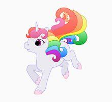 Cute Baby Rainbow Unicorn Unisex T-Shirt