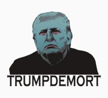 Trumpdemort One Piece - Short Sleeve
