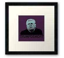 Trumpdemort Framed Print