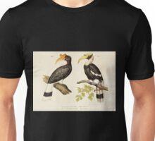 Bilder atlas zur Wissenschaftlich populären Naturgeschichte der Vögel in ihren sämmtlichen Hauptformen Leopold Joseph Fitzinger 1864 033 Unisex T-Shirt