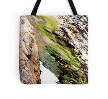 seaweed rocks and the ocean Tote Bag