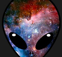 Space Alien by Esoteric Exposal