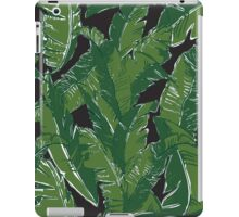 Leaves Bananique in Black Pearl iPad Case/Skin