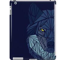 Cool Wolf - Landscape iPad Case/Skin
