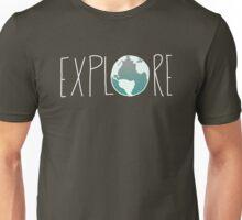 Explore the Globe II Unisex T-Shirt