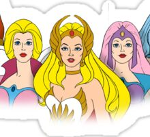 She-Ra Princess of Power - The Great Rebellion #2 - Color Sticker