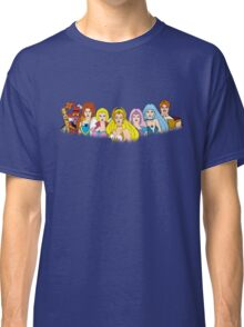 She-Ra Princess of Power - The Great Rebellion #2 - Color Classic T-Shirt