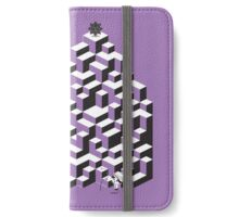 The Archeologist's Maze iPhone Wallet/Case/Skin