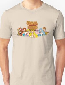 She-Ra Princess of Power - The Great Rebellion #1 - Color Unisex T-Shirt