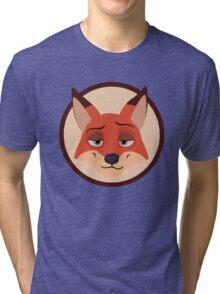 Nick Wilde - Zootopia  Tri-blend T-Shirt